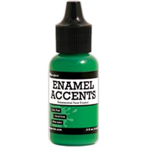 Inkssentials Enamel Accents .5oz Lily Pad