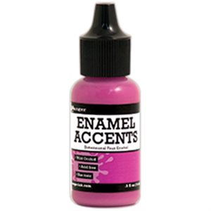 Inkssentials Enamel Accents .5oz Wild Orchid