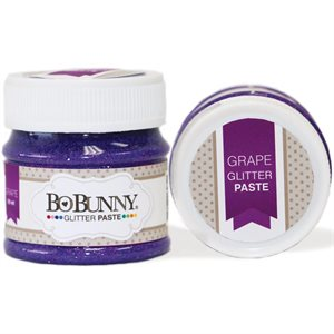 bb glitter paste  / grape