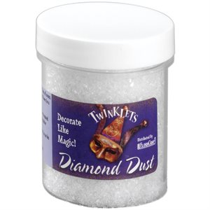 Twinklets Diamond Dust 3oz Iridescent