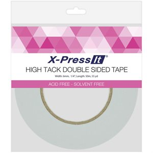 X-Press It High Tack Double-Sided Tissue Tape