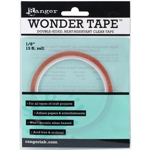 Inkssentials Wonder Tape Redline 1 / 8""